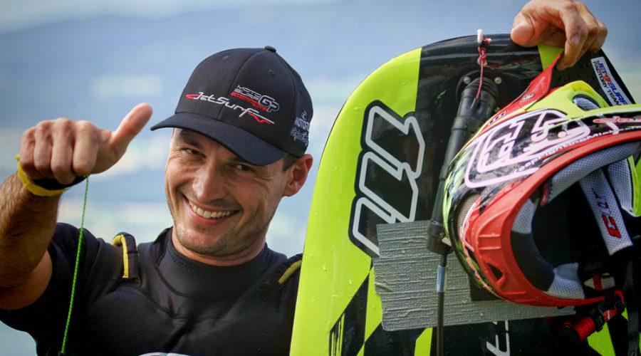 Основатель Jet Surf Martin Sula — единственный мастеркласс в Москве