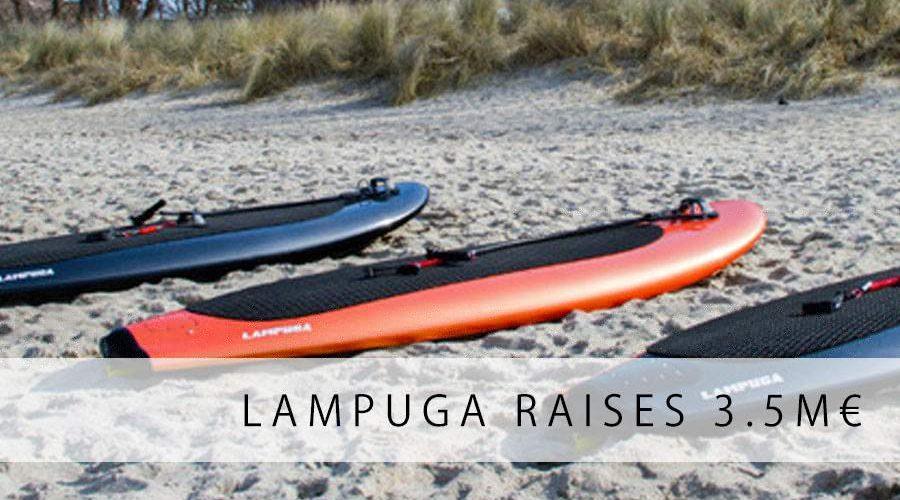 Lampuga привлекает новый раунд инвестиций