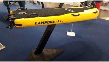 Lampuga AIR S Yellow