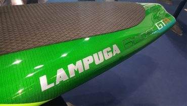 Lampuga BOOST GTR Green