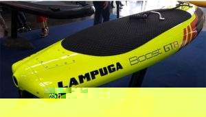 Lampuga BOOST GTR Yellow