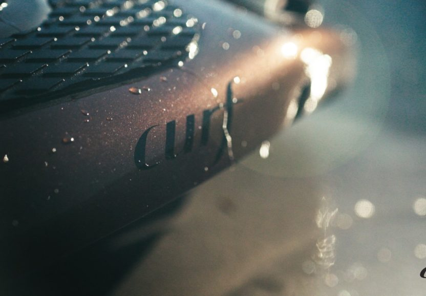 «Time to Curf» Новый электросерф из Германии.