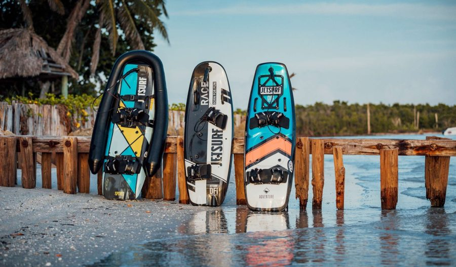 Доски для серфинга с мотором