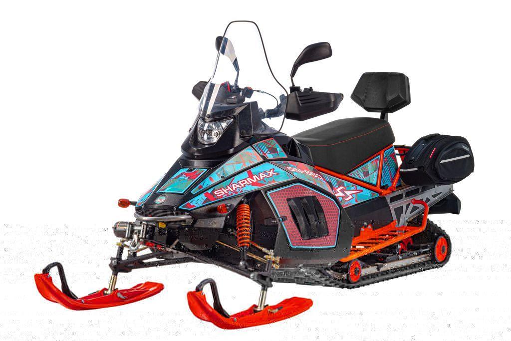 Снегоход SHARMAX SN-550 PRO