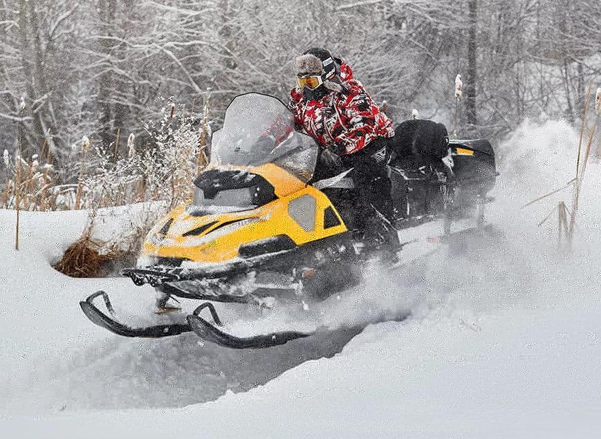 Снегоход Stels Viking 800