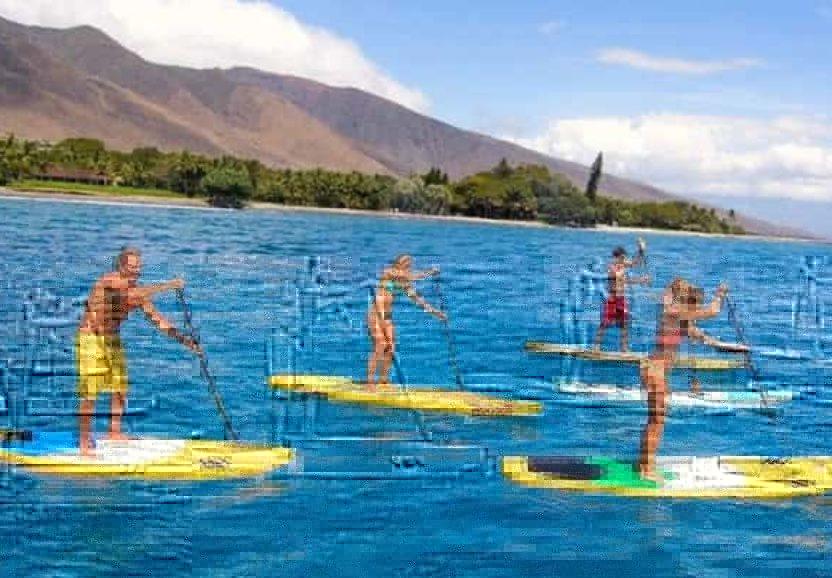 Как выбрать САП-доску для серфинга