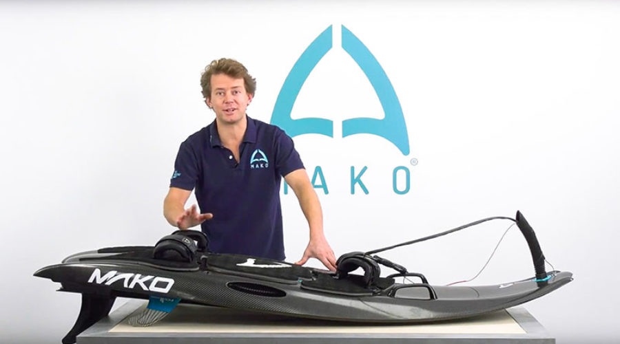 Interview with Gilo Cardozo, founder of Mako Boardsports. Exclusively for Motosurfing.com