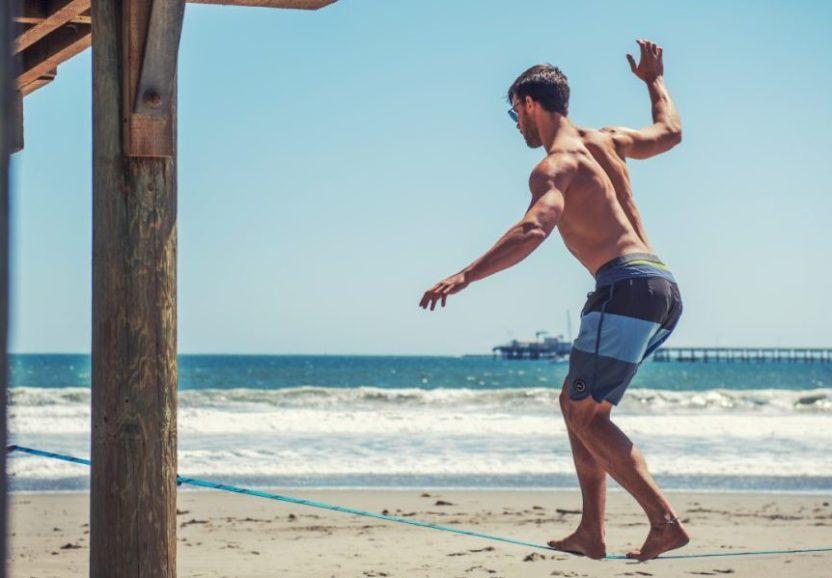 3 способа улучшить баланс начинающему серферу
